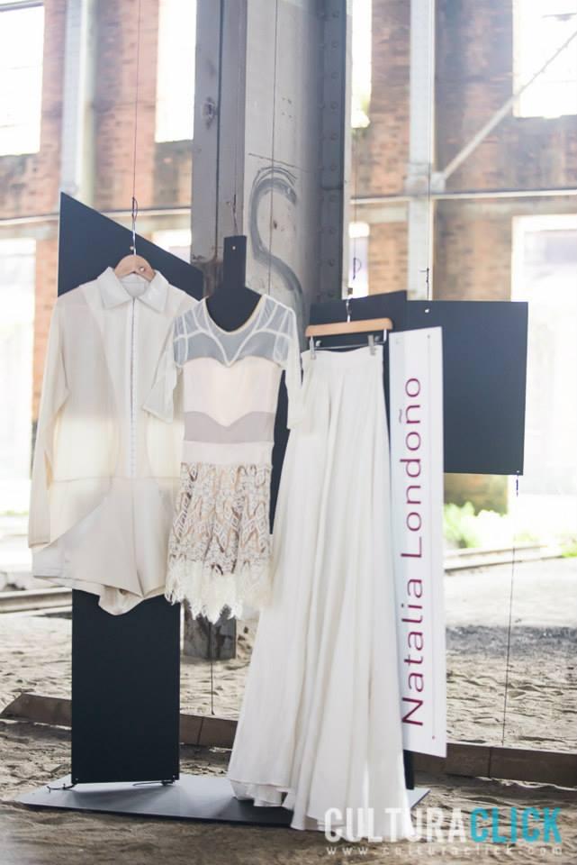 Exhibición de prendas