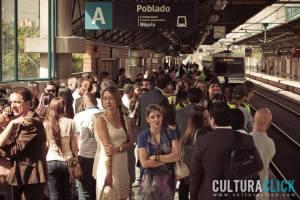 Tren de la Moda en alianza de Inexmoda y el Metro de Medellín