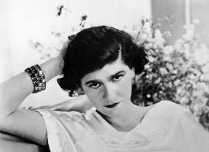 Coco Chanel en 1920