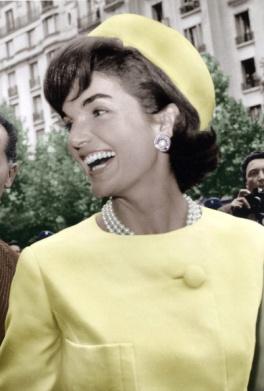 Jackie Kennedy - una de las mujeres más elegantes