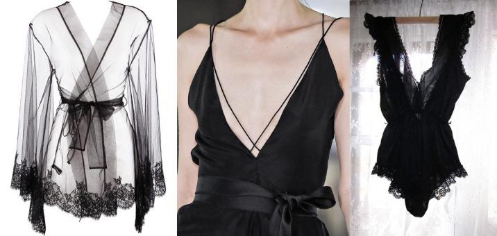 Negro para todo tipo de prendas