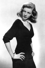 Lauren Bacall en 1944