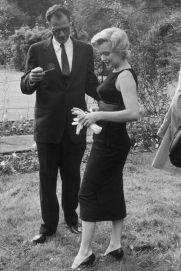 Marilyn Monroe en 1956