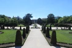 Parque el Retiro - parece al jardín de la Reina de Corazones