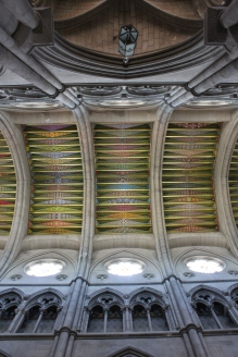 Detalle techo catedral