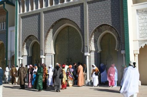 Un grupo de mujeres del sur de África