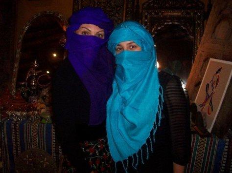 Cubrirse el rostro no es obligatorio en Marruecos para los turistas