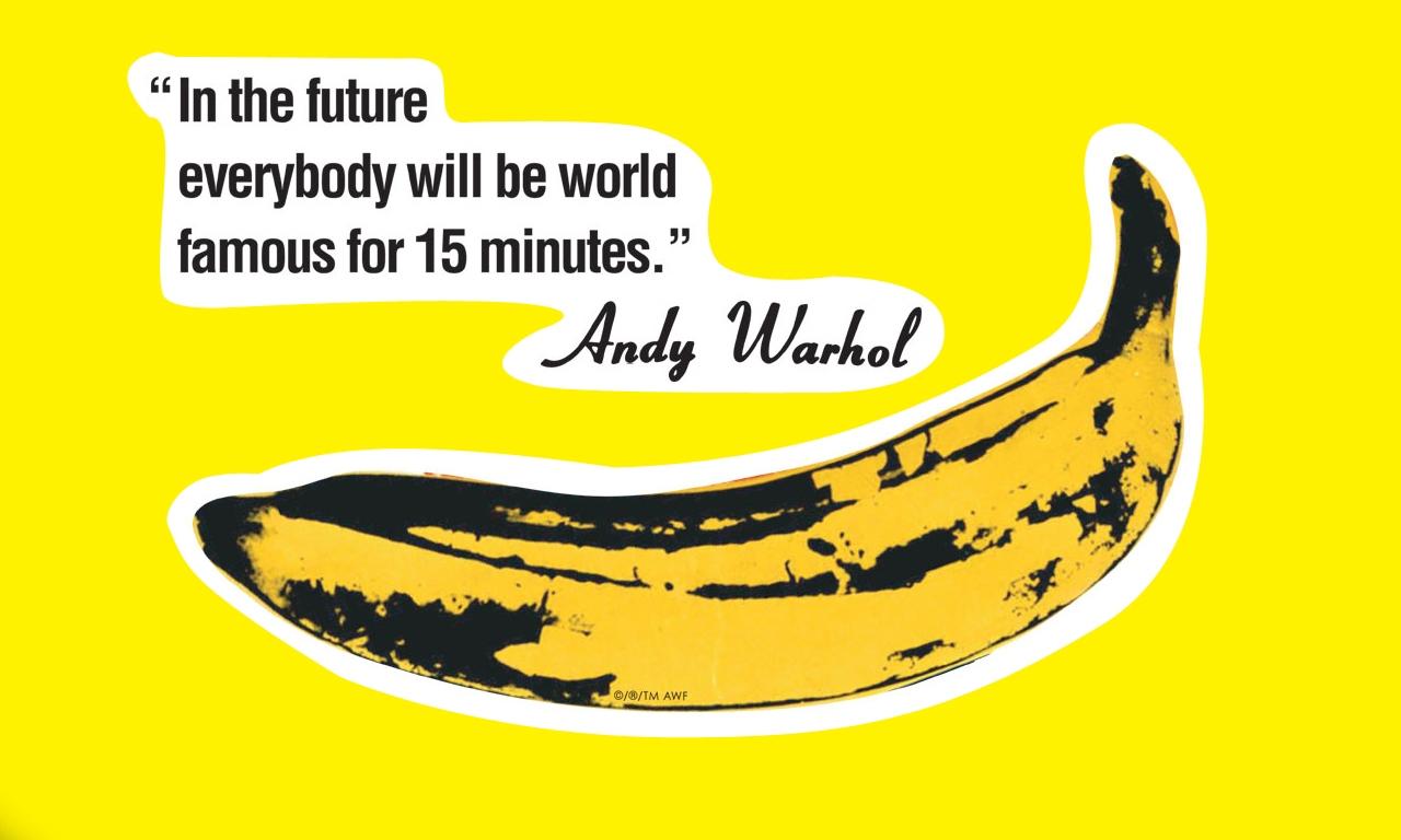 Andy Warhol y el arte pop – Black Baccara Blog