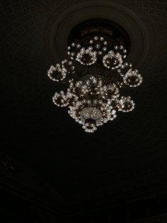 Lampara en La Scala